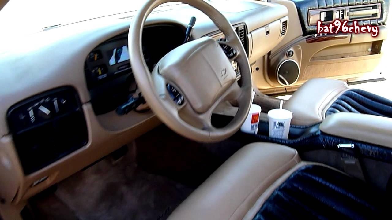 My 96 Chevy Caprice On Lexani 26 S Union Sc Car Show Hometeam Hd
