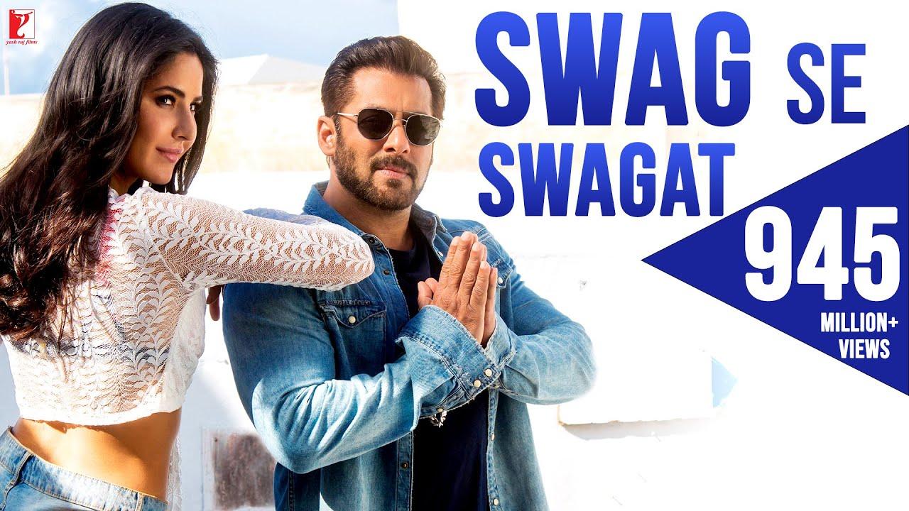 Swag Se Swagat Song | Tiger Zinda Hai | Salman Khan, Katrina Kaif | Vishal & Shekhar, Irshad, Ne
