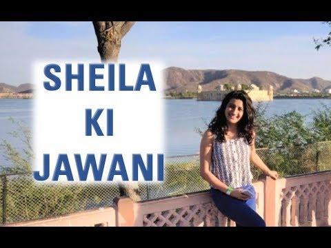 Sheila Ki Jawani Choreography | Bollywood Dance Cover | Tees Maar Khan | Priyam Shah