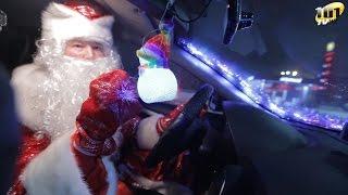 Бесплатные подарки от карагандинского Деда Мороза