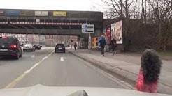 Flensburg & Tarup Kreis Schleswig Flensborg SH 1.3.2014