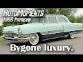 1955 Packard Patrician TEST DRIVE | AutoMoments Time Warp