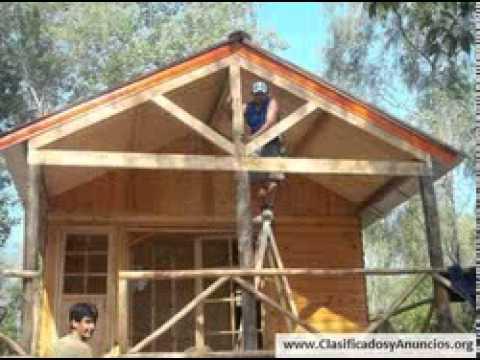 Cabanas prefabricadas directo de fabrica cabanas - Cabanas casas prefabricadas ...
