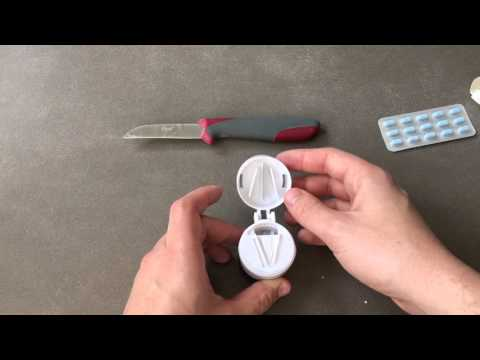 How to cut finasteride
