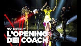 "I coach cantano ""Feel Good Inc."" -  Blind Auditions #2 - TVOI 2019"