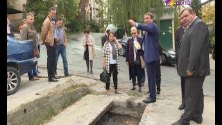 Глава города не доволен санитарным состояние домов и улиц Сочи