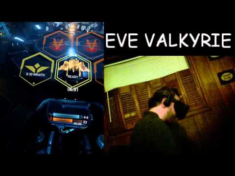 Let's Play Eve: Valkyrie