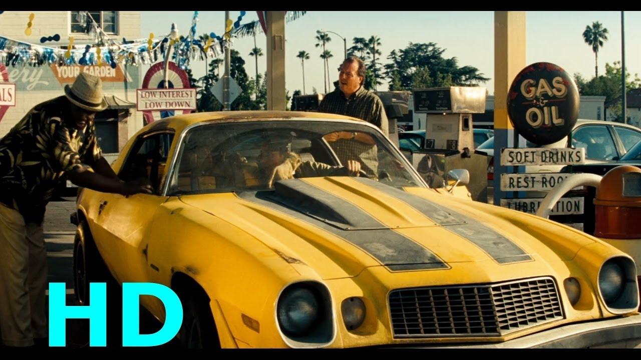Download Getting Chosen By A Car,School & Funding - Transformers-(2007) Movie Clip Blu-ray HD Sheitla