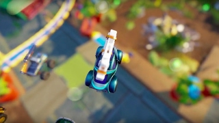 Micro Machines World Series Official Battle Mode Mayhem Trailer