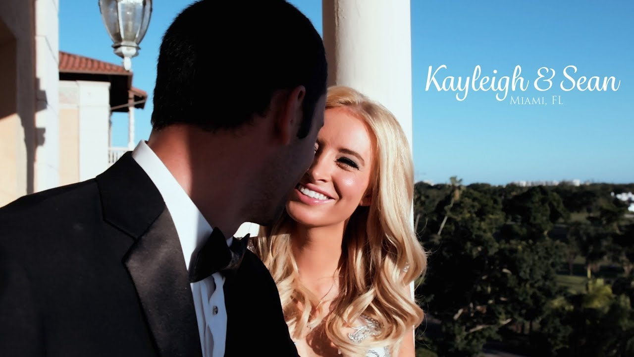 Miami Biltmore Wedding // Kayleigh & Sean