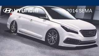 Meet the Builders | 2014 SEMA | Hyundai