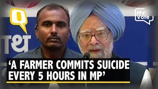 Manmohan Tears Into Modi Govt, says PM's Job Promise A Pipe Dream | The Quint