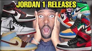 Gambar cover Jordan 1 Mid x Blue The Great, Jordan 1 Mid x Melody Ehsani, Jordan 1 Mid x Facetasm & More