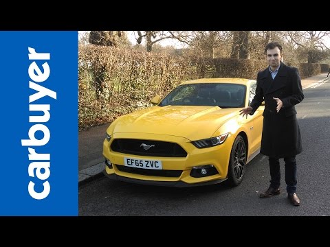 Ford Mustang Fastback 2016 UK review - Carbuyer