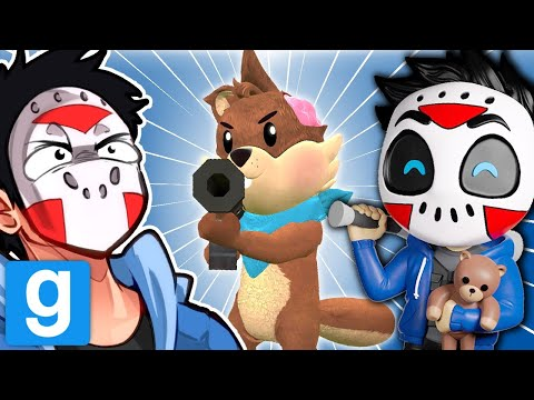 Gmod Ep. 102 - DEADSQUIRREL'S OFFICIAL PLAYERMODEL! (Sandbox Funny Moments)