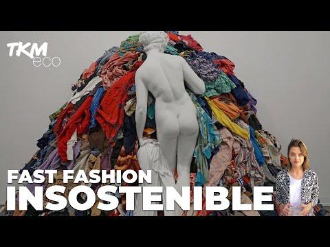 Fast fashion: El lado OCULTO de la moda