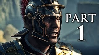 Ryse Son of Rome Gameplay Walkthrough Part 1 - The Beginning (XBOX ONE) thumbnail