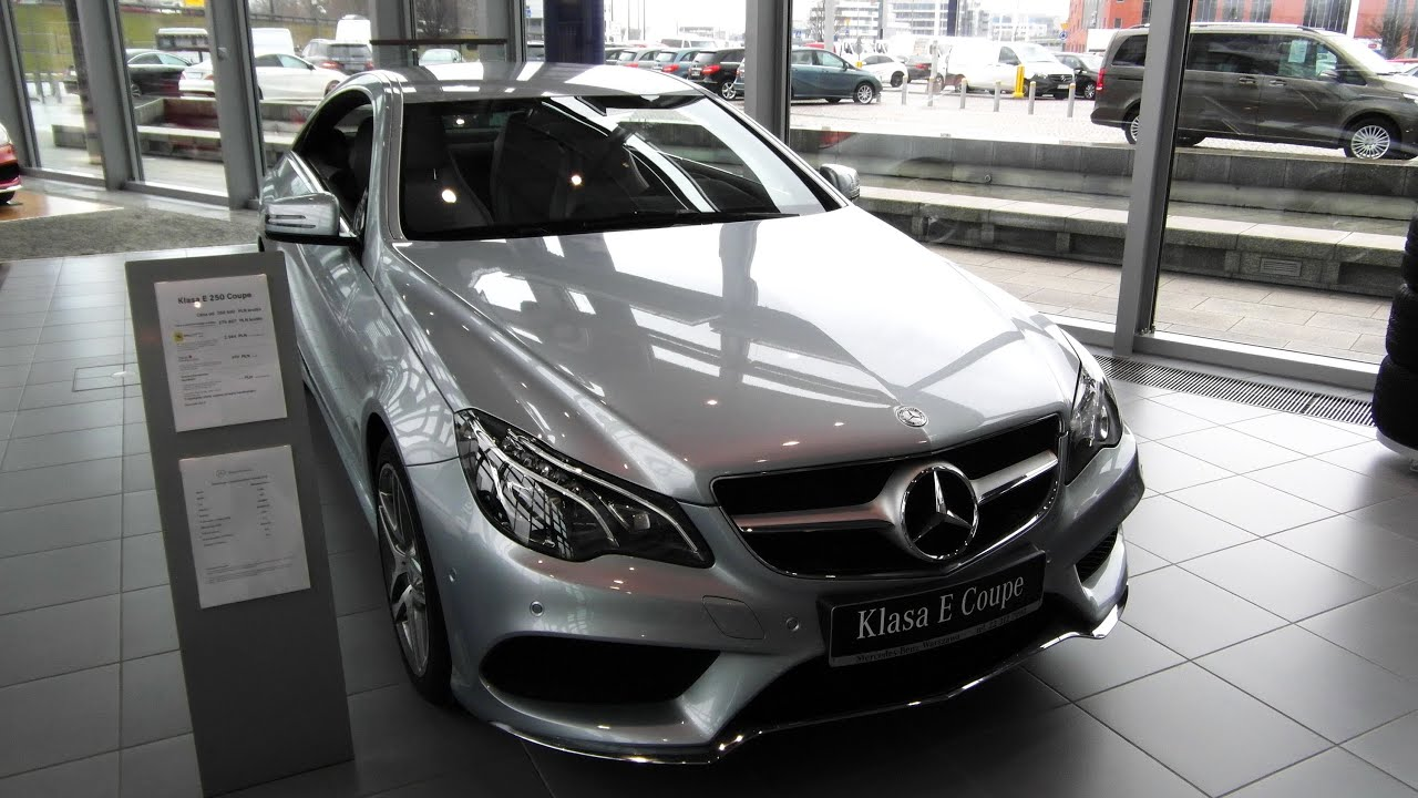 2015 mercedes benz e class coupe amg review exhaust exterior interior in depth youtube. Black Bedroom Furniture Sets. Home Design Ideas