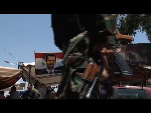 Syrian regime ready to attend Geneva peace talks
