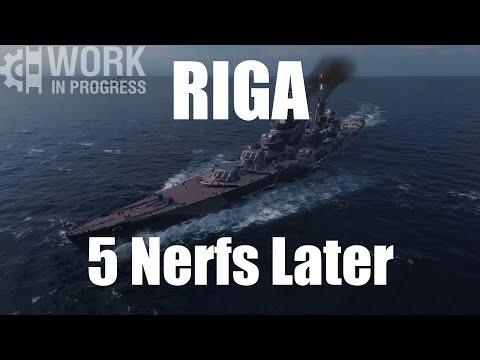 USSR T9 Riga [WiP] - 5 Nerfs Later, Still Strong