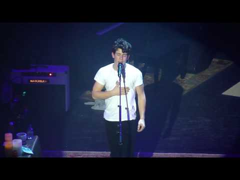 Nick Jonas and the Administration - Stay (Live at the Warner Theatre in D.C.) 1/6/10
