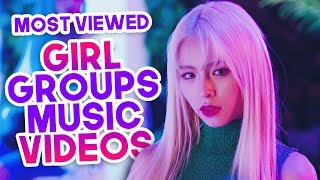 «TOP 50» MOST VIEWED KPOP GIRLGROUPS & FEMALE SOLOIST'S MUSIC VIDEOS OF 2017 (DECEMBER)