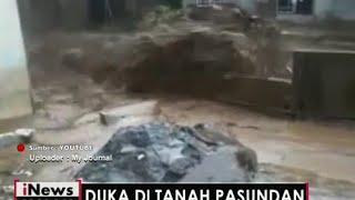 Inilah Detik-detik Banjir Bandang di Garut dan Sumedang - iNews Malam 21/09