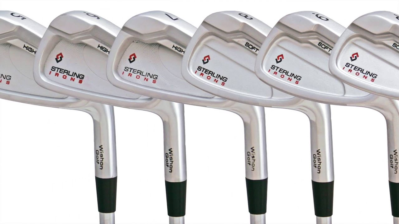 382141eba39 STERLING IRONS® SINGLE LENGTH IRONS (CONSUMER) - YouTube