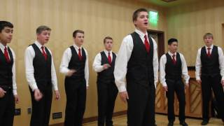 IHS In Harmony WMEA State Solo and Ensemble - FIre in the Furnace