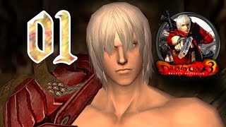 Devil May Cry 3 SE HD [2005] DANTE Part 01/18 Walkthrough HD Collection | PS3 1440p 60Fps Gameplay
