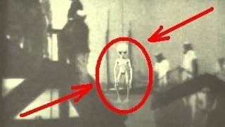 ALIEN LYNCHING!  LOST FILM!