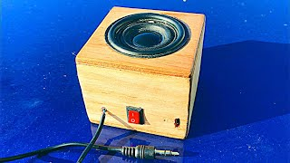 How to make a simple amplifier at home