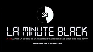 Black M - La Minute Black J-33