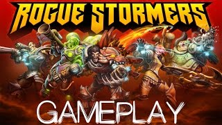 Rogue Stormers (HD) PC Gameplay