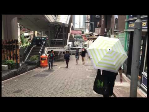 Periscope Rewind - A walk across Hong Kong