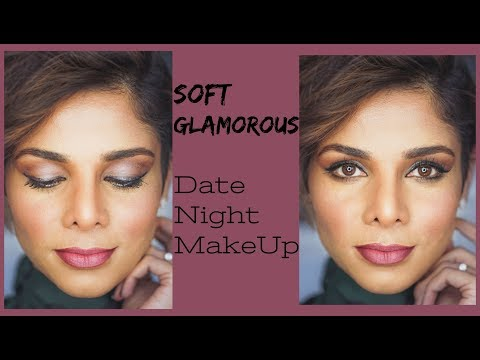 """""""NEW"""" VALENTINES DAY step-by-step make up tutorial/ Easy to understand SOFT DATE NIGHT makeup 2018"""