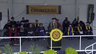 2016 CSULB Commencement - College of Engineering