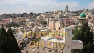 Jerusalem Old City Alternative Tour - Culture - Politics - Historical Sites - Briefing with Maps
