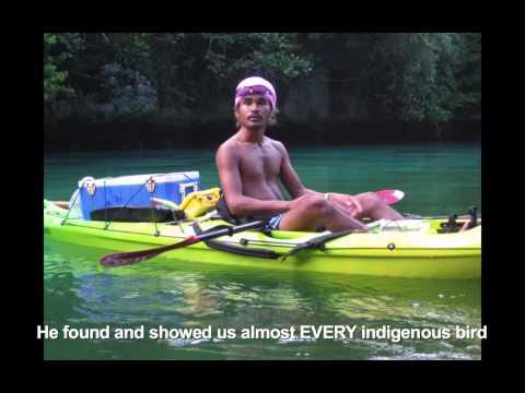 Best of Palau, 2015:  Arrival and Paddling Palau