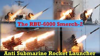 The RBU-6000  Anti Submarine Rocket Launcher
