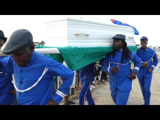 Surinaamse uitvaart - Surinam funeral