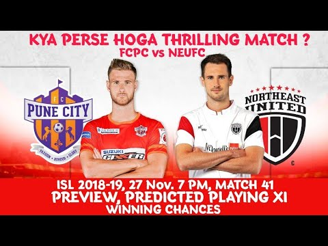 ISL 2018-19: FCPC vs NEUFC Preview | Match 41 | Predicted Playing XI | Line-Up | Winning Chances |