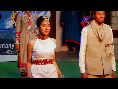 Fashion Show 1st Prize Winner | Winter Carnival Manali 2018 | SKS Manali