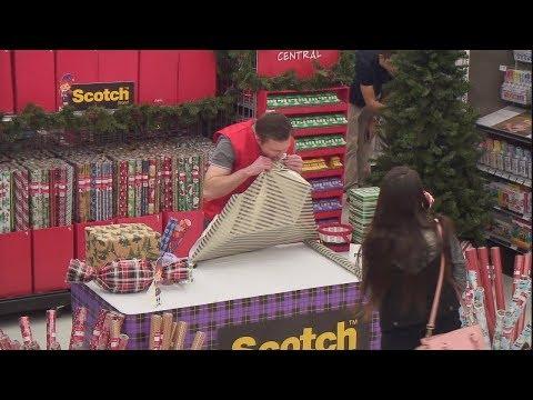 Ellen's Hidden Camera Prank on Unsuspecting Holiday Shoppers - Part 2