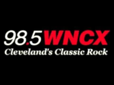 Rick Allen 98.5 WNCX Cleveland Ohio Radio Aircheck 2001
