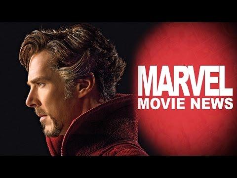 Doctor Strange Revealed, Deadpool Preview & More! - Marvel Movie News - Ep. 63