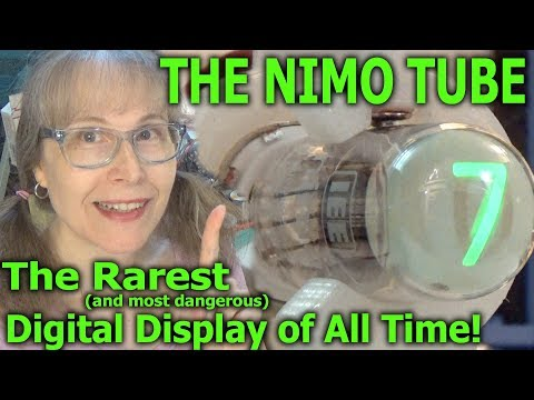The NIMO Tube: Rarest And Most Dangerous Digital Display Of All Time