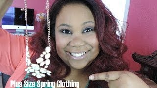 Spring Plus Size Clothing and Shoe  Haul| Forever 21+ and more