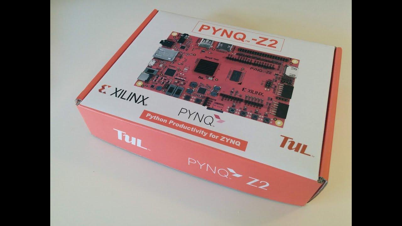 PYNQ-Z2 Development Board