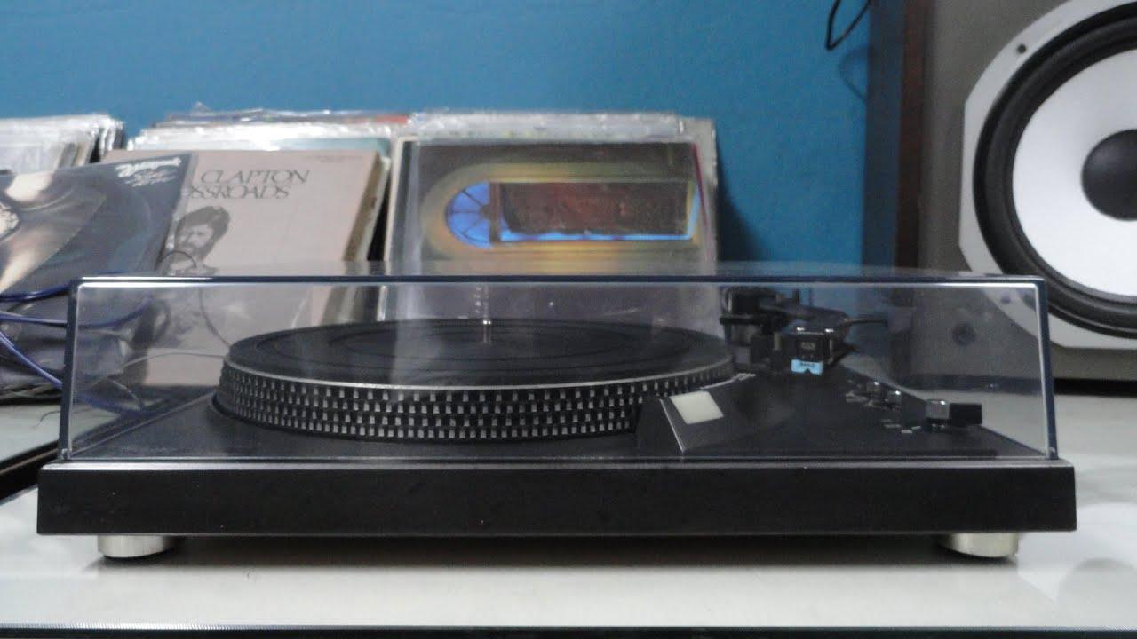 O Rei do Som - Toca Discos Technics SL-2000